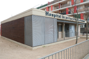 Hospital de Pelegrins Sant Galindo